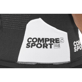 Compressport TR3 Triathlon Tank Top Ironman Edition stripes black